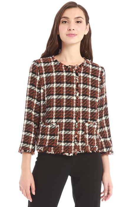 Short tweed jacket Intrend