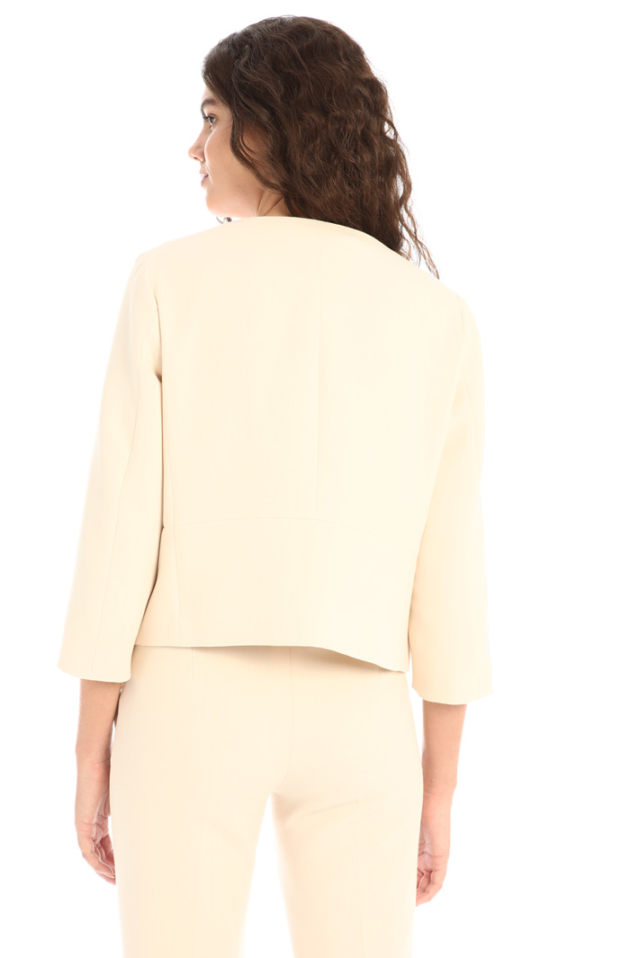 Double viscose jacket Intrend