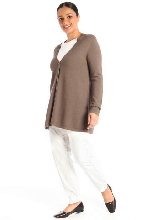 Jogging trousers in satin Intrend