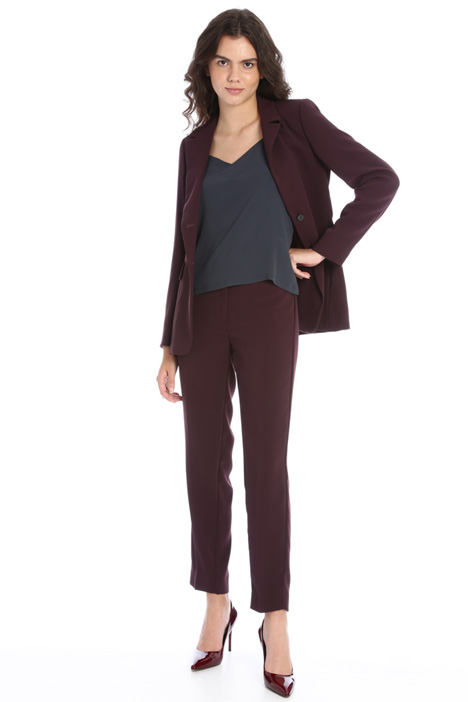 Crepe trousers Intrend