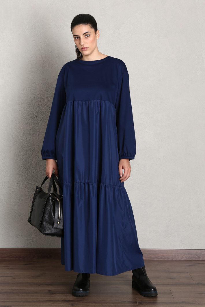 Flounced dress Intrend