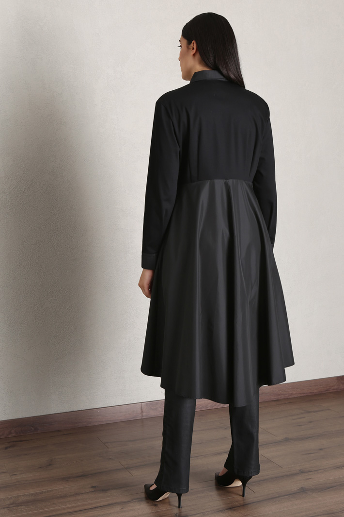 Asymmetrical tunic Intrend
