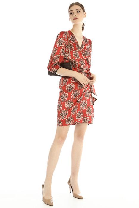 Wrap dress Intrend