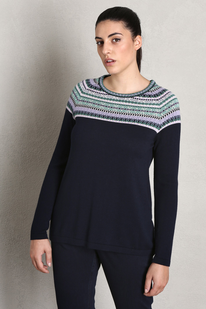 Wool blend jumper Intrend