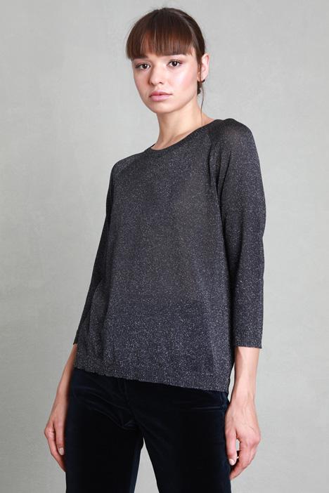 Lurex yarn sweater Intrend