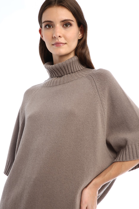 Loose buttoned sweater Intrend