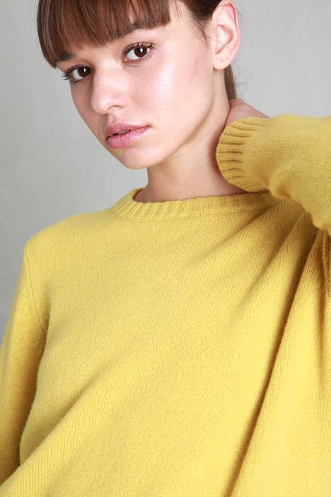 Cashmere yarn sweater Intrend