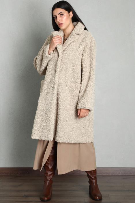 Teddy bear coat Intrend