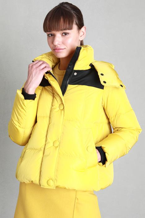 Water-repellent taffeta coat Intrend