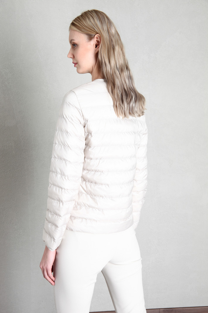 Water-repellent puffer jacket Intrend