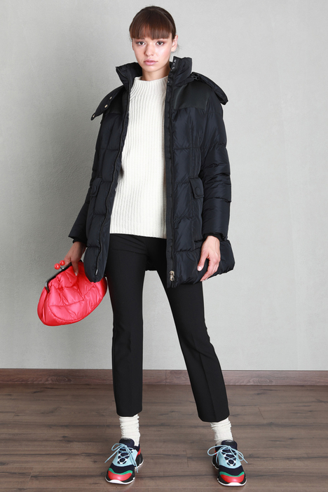 Waterproof taffeta down coat Intrend