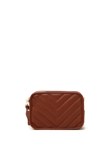 Quilted faux leather Intrend