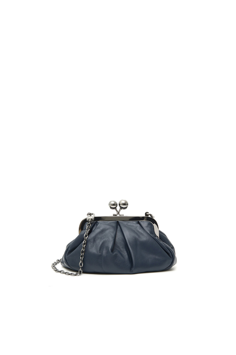 Small nappa leather clutch Intrend