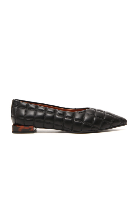 Quilted ballerinas Intrend