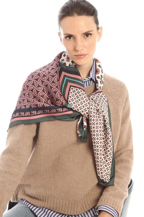 Silk twill foulard Intrend