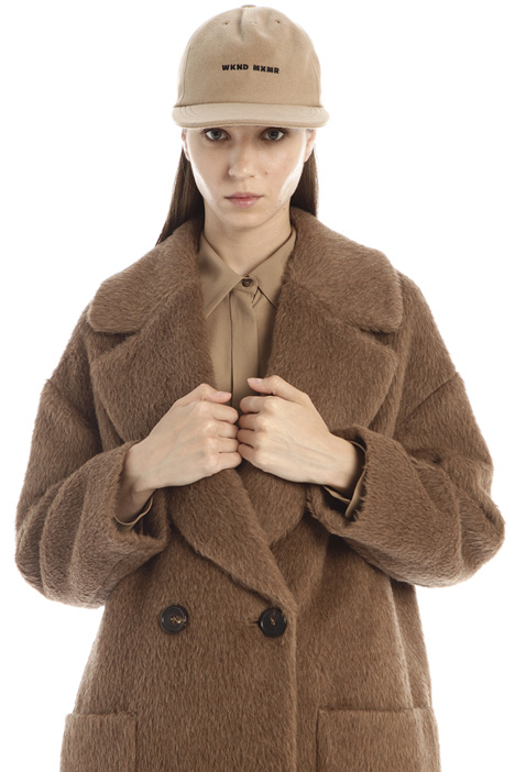 Wool cloth cap Intrend