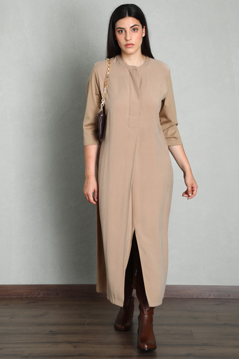 Flared tunic dress Intrend