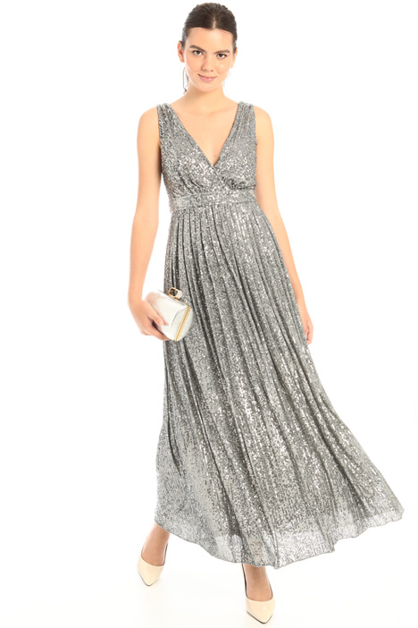 Tulle sequinned dress Intrend