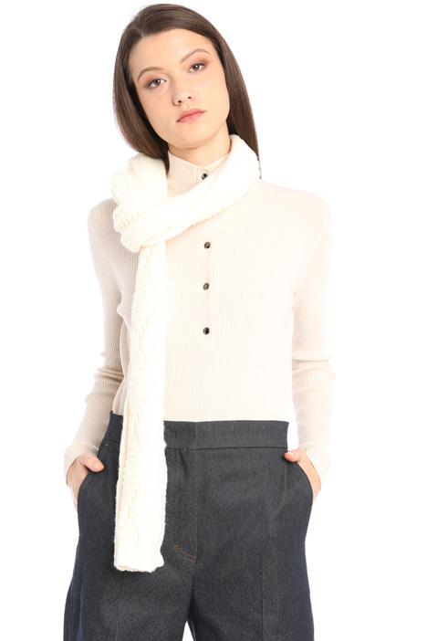 Wool scarf Intrend