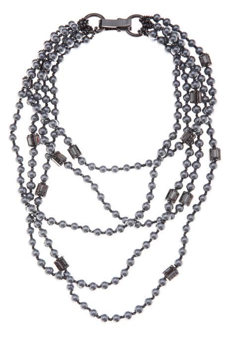 Multi-strand necklace Intrend