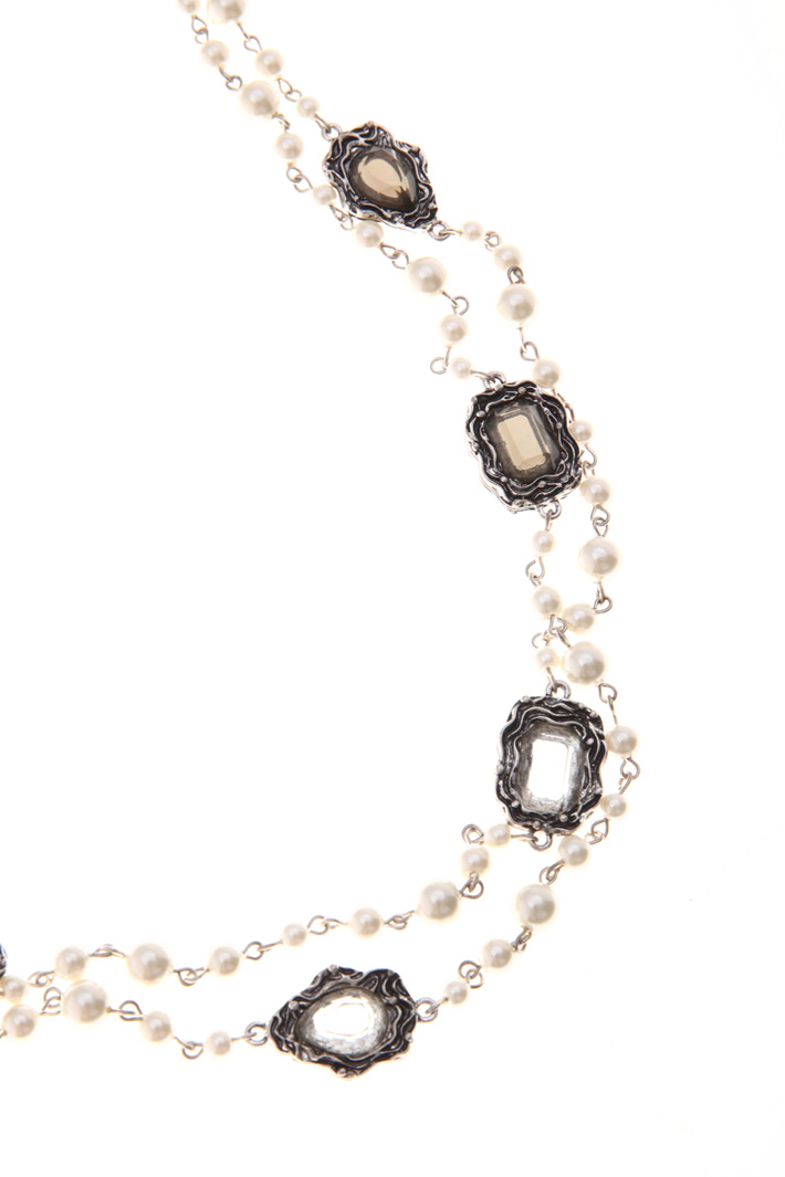 Beaded necklace Intrend
