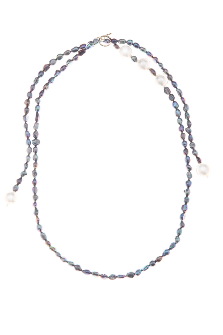Pearl necklace Intrend