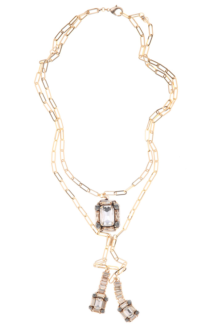 Necklace with pendants Intrend
