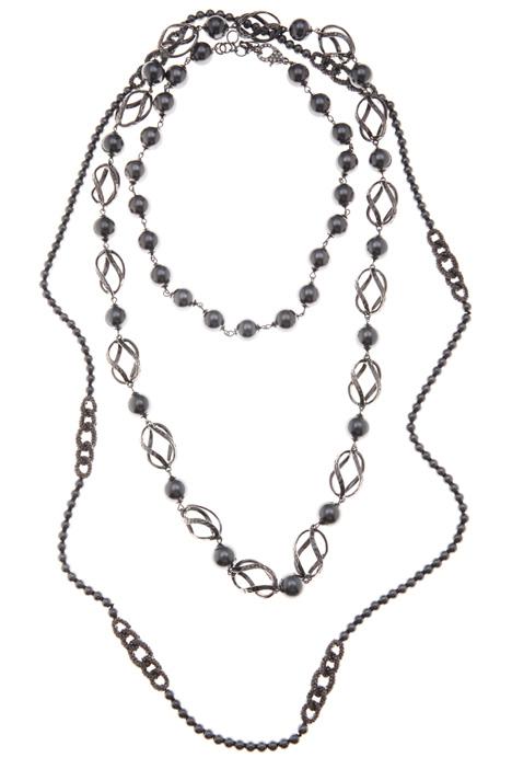 Set di collane con perle Intrend