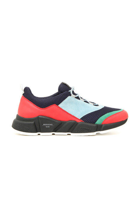 Patchwork trainers Intrend