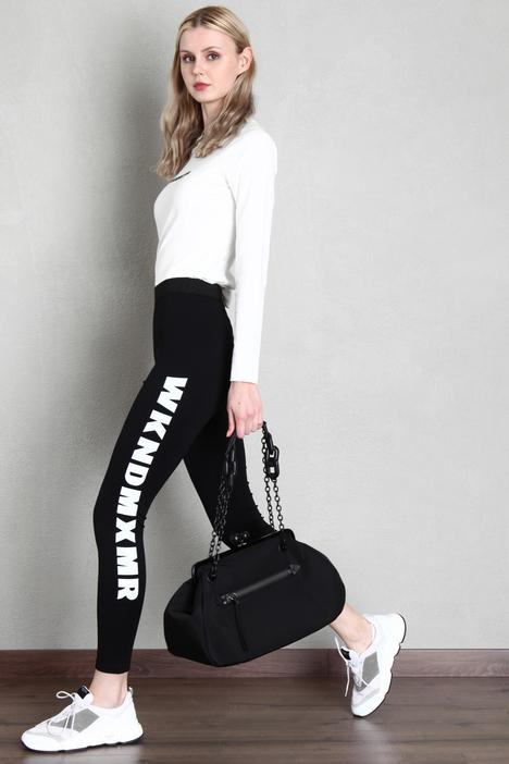 Printed leggings Intrend