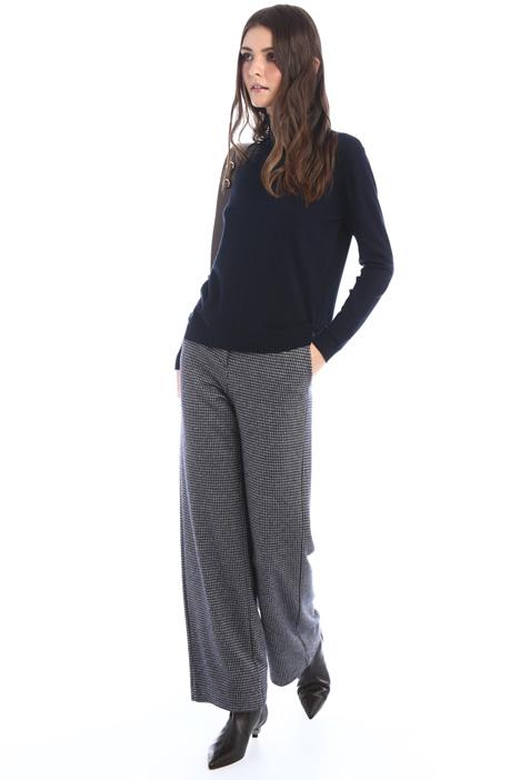 Pantaloni in jersey flanella Intrend