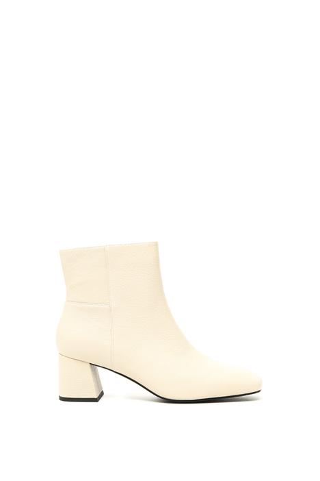 Matt nappa ankle-boots Intrend