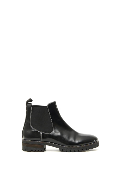 Faux-leather ankle-boots Intrend