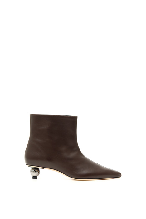Sphere heel ankle-boots Intrend