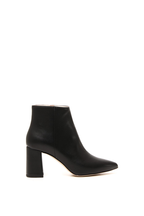 Faux leather ankle boots Intrend