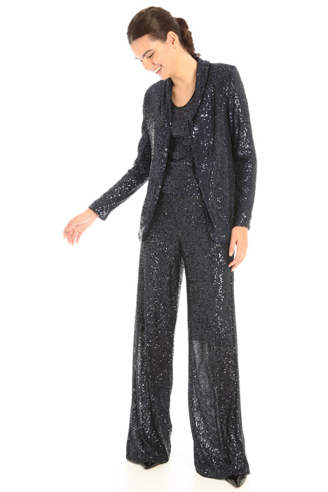 Tulle and sequin jacket Intrend