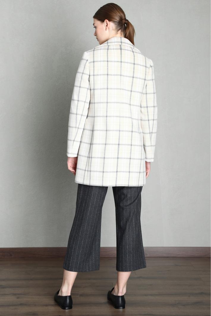 Cappotto in panno di pura lana Intrend