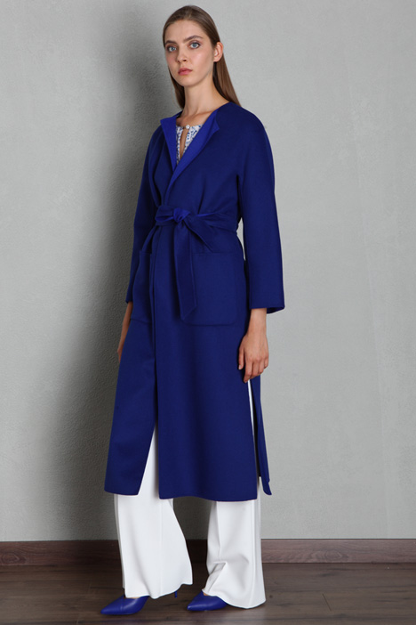 Long belted coat Intrend