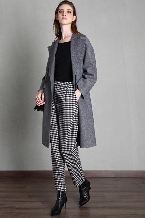 Loose fit wool coat Intrend