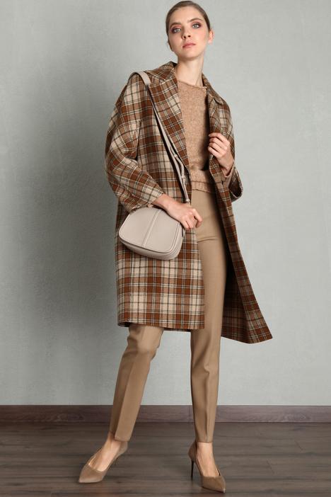 Cappotto in doppio di lana Intrend