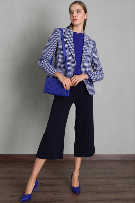 Wool and cashmere blazer Intrend