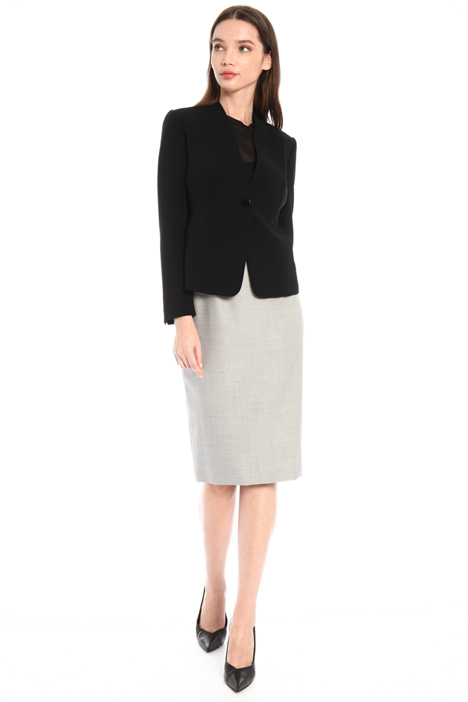 Wool and silk skirt Intrend