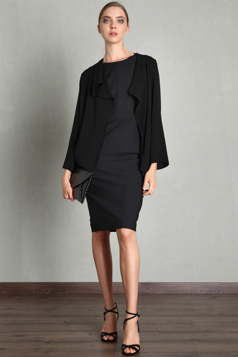 Open front cady tunic Intrend