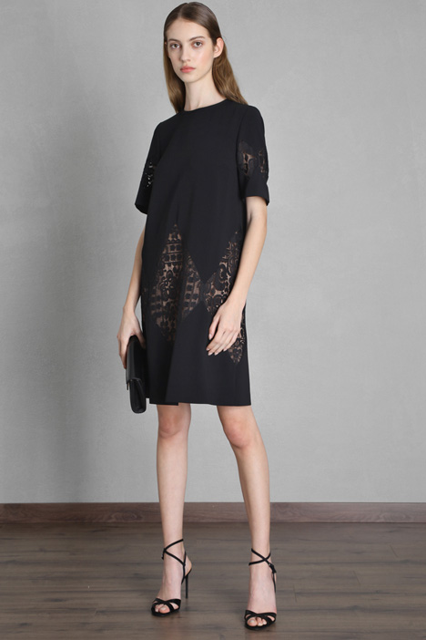 Cady and lace dress Intrend