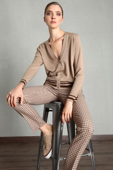 Wool cardigan Intrend