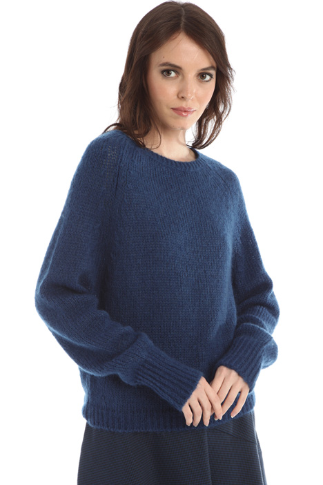 Loose mohair sweater Intrend