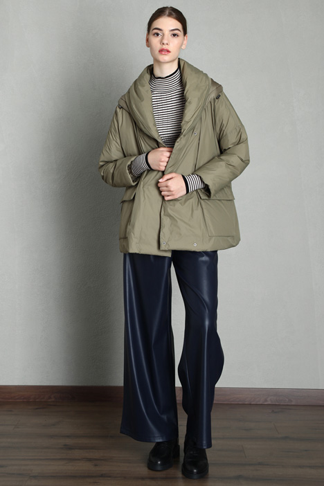 Oversized puffer Intrend