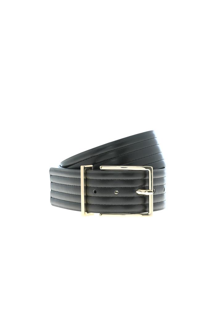 Belt with stitching Intrend