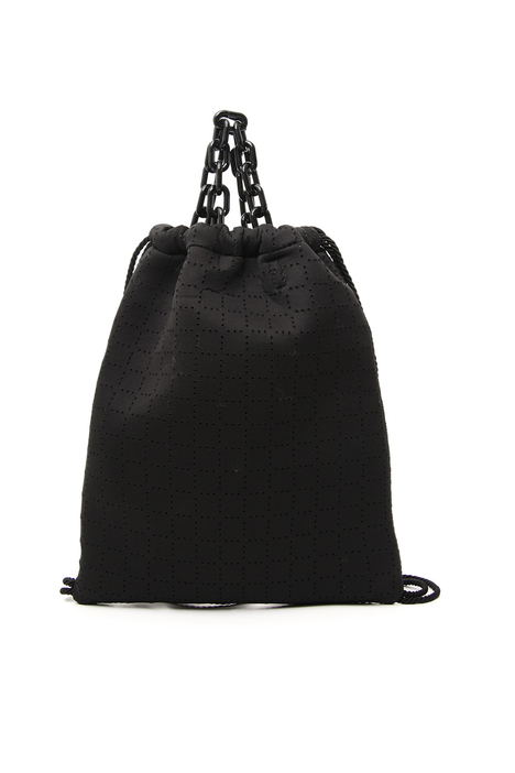 Compact jersey backpack Intrend