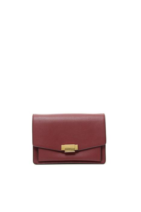 Crossbody leather bag Intrend